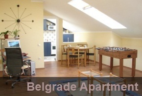 Belgrade Apartment